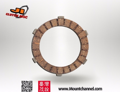 PUCH CLUTCH DISK